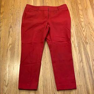 LOFT Julie Fit Skinny Ankle Pant - Size 12P